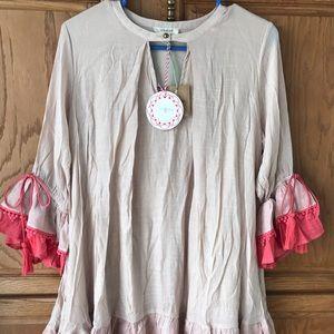 Gorgeous Boho Umgee Dress